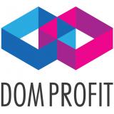 Logo DomProfit Agencja Nieruchomości