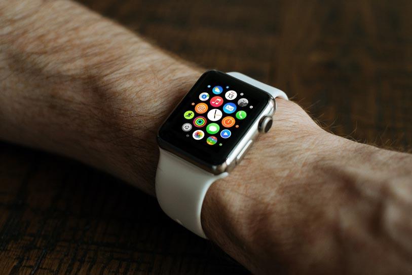 Zdjęcie intelignetnego zegarka
