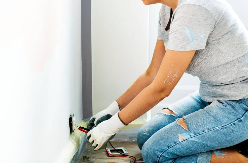 prace remontowe w domu jednorodzinnym
